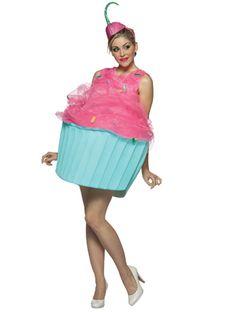 Cupcake - Angels Fancy Dress Costumes