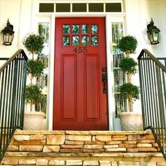 Traditional Front Door Designs | Traditional Craftsman Front Door Design, Pictures, Remodel, Decor and ...