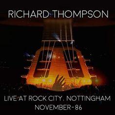 Nottingham, Richard Thompson, Americana Music, Lifetime Achievement Award, Cd Album, Concert Posters, Rolling Stones, Britain, All About Time