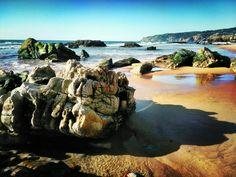 Praia da Cresmina,  Guincho,  Cascais,  Portugal.