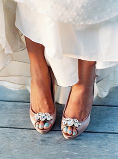 Something Blue: Try a Blue Pedicure