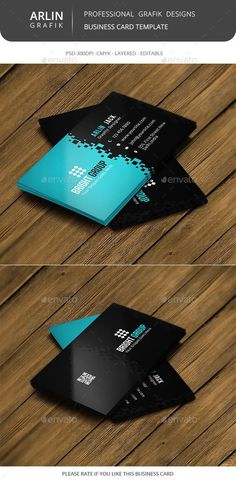 Creative Business Card Design #template #creative #business
