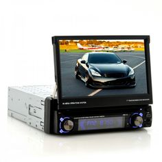 "The  ""Road Veles"" 1 DIN Android 4.0 Car DVD Player that has a 7 Inch Screen as well as GPS, DVB-T, WiFi, 3G and Bluetooth connection makes this a superb in-car entertainment device. shopswagstore.com"