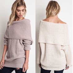 f0324144ad9 Omg the best most cozy sweater for this season. Comes in 3 perfect neutral  colors