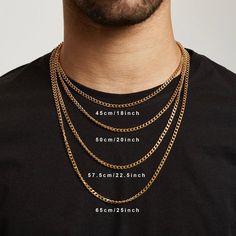 Zeus Two Tone Pendant Necklace - Gold Gold Necklace For Men, Men Necklace, Silver Pendant Necklace, Silver Necklaces, Mens Necklace Pendants, Necklaces For Men, Gold Pendants For Men, Oval Pendant, Chains For Men