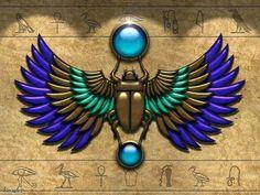 escarabajo egipcio dibujo - Buscar con Google