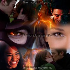 Pick me Up and Keep me Going (WestAllen) by B-chan-382