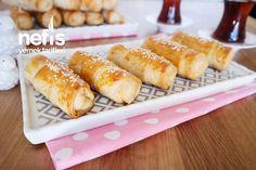 Çok Kabaran Patatesli Börek Puf Puf - Mutlaka Deneyin - Nefis Yemek Tarifleri Pretzel Bites, Bread, Food, Brot, Essen, Baking, Meals, Breads, Buns
