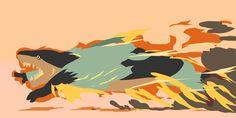 湯浅政明監督作品らしい疾走感&躍動感あふれる「夜明け告げるルーのうた」スペシャル映像 - GIGAZINE