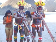 Índios do Brasil | Indians in Brazil
