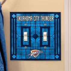 Oklahoma City Thunder Home Decor   Thunder Office Supplies, Thunder School  Stuff   Go Thunder!