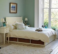 Pintura dormitorios - colores relajantes | Información sobre reformas, rehabilitación e interiorismo