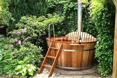 Heerlijk ontspannen in eigen tuin met een hottub, gezien op vergelijkhottub nl
