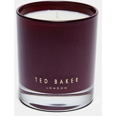 Pink pepper and cedarwood scented candle (155 MYR) ❤ liked on Polyvore featuring home, home decor, candles & candleholders, oxblood, jasmine candle, jasmine scented candles, oriental home decor, ted baker and fragrance candles