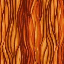 Maywood Studio - Flowing Lines - - Wild-by-Nature - Tone-on-tone - Kathy Deggendorfer - Orange - Brown - One More Yard