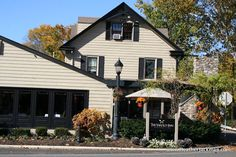 The Yardley Inn sits right on the Delaware River and is an historic Yardley PA Landmark. Great Bar, Good food