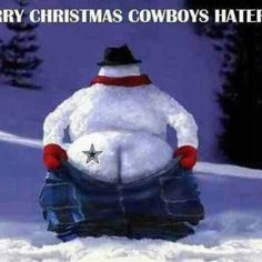 Dallas Cowboys Haters | Dallas Cowboys Princess! / Merry Christmas cowboys haters!