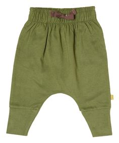 Look at this Forest Kaka Organic Pants - Infant on #zulily today!