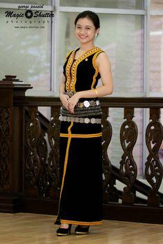 Lyssa Lynn Jimin MISS NATURAL BEAUTY BHF 2014 Photo credit:MAGIC SHUTTER Subsidiary Title@Borneo Hornbill Festival 2014