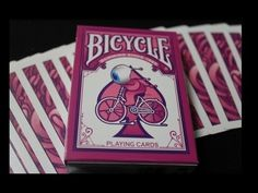 Bicycle Come To Chew Street Art Playing Cards Video Review