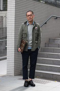 ストリートスナップ渋谷 - 鈴木哲也さん | Fashionsnap.com