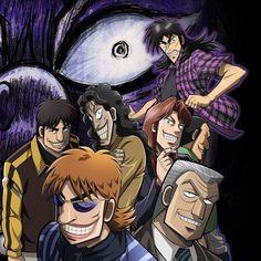 Kaiji Itou, Anime People, Swag, Joker, Manga, Cool Stuff, Nice, Fictional Characters, Manga Anime