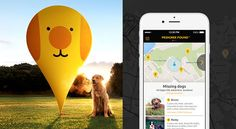 What can be more valuable than your pet's love and what can be sadder than to lose your four-legged friend somewhere on the street? But dog owners in New Zealand now can sleep free of worry – Google with Pedigree created a new app called Pedigree Found. What you need to do: download the app, fill out the form – describe your dog, add its photos and your contact information. If one day you'll lose your dog, just press the emergency button and other dog owners will get the info about your pet.