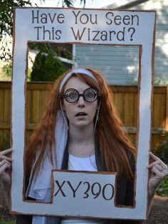 photo booth ideas halloween | Harry Potter Photo Booth Props