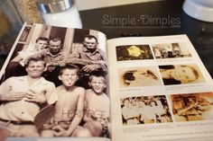Make yearly blurb books or family history books in hardcover. They are fairly simple to make and there is a program on this website (www.blurb.com) so you can design your own.