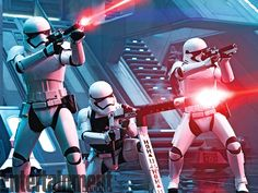 Galaxy Fantasy: Nuevas fotos de Star War: The Force Awakens vistas en EW