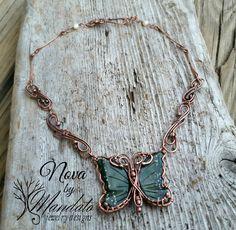 Nova by Mandato Jewelry Designs. Find us on  https://www.facebook.com/MandatoJewelryDesigns