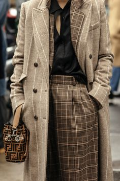 Street style: tydzień mody w Mediolanie jesień-zima 2018-2019
