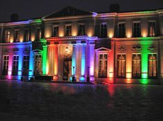 MULTI colored uplighting - Google Search