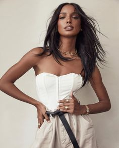 Angels of Victoria's Secret — Jasmine Tookes Ebony Models, Black Models, Top Models, Black Celebrities, Celebs, Jasmin Tookes, Gorgeous Women, Beautiful, Gorgeous Lady