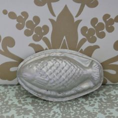 Vintage Fish Mould by PavlovaandFox on Etsy, £5.95