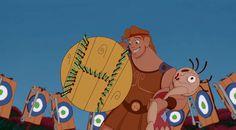 I got Hercules! Which Disney Hero Are You?   Oh My Disney