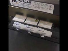 Otomatik Kartvizit Kesim Makinesi