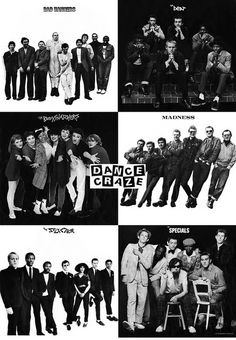 Dance Craze - The Best of British Ska The English Beat, Ska Music, Skinhead Reggae, Ska Punk, Skinhead Fashion, One Step Beyond, Skin Head, Jamaican Music, Rude Boy