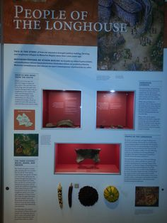 The display that ARA contributed artifacts to.