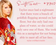 That's so sad but so beautiful. You're so sweet @TSwift1989 Will you please follow @FearlessGirl_14 ? She's so kind and deserving. I'll tag her in the comments too.