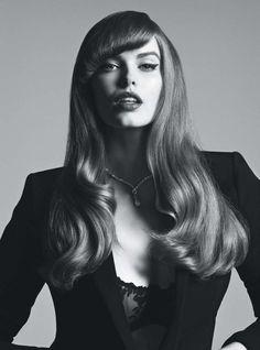 Robyn Lawley for Vogue Italia