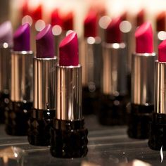 Fall is officially in the air…so bring on the moody lip colors! #Sephora #lips #lipstick #KatVonD