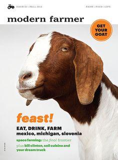 Modern Farmer - Articles on Ag News, Animals, Plants, Culture, etc.