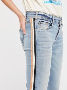McGuire Ibiza Jean at Free People Clothing Boutique