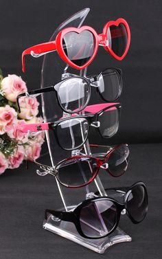 Бесплатная доставка акриловые очки дисплей аксессуары товаров полки солнцезащитные очки получать стенты рабочего купить на AliExpress