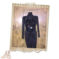 Cut out Black dress All black SEXY long sleeve dress. Collar neck, see through square cut out in the back. Cut outs goes all the way down back, scrunch on lower back. Size small, minimum stretch. In great condition, tags removed! 😍😍  •💰PRICE IS FIRM THANKS💰•  ☮🛍 🤗 ✨✨ 👇🏾👇🏾 Using the bundle feature will save you money. 💸💸💰 Dresses Long Sleeve