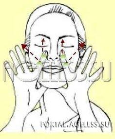 Упражнение фейсформинга помогает разгладить носогубные складки, а также получить более полные губы.