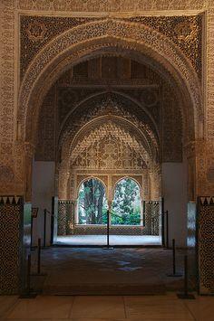 Alhambra, Andalucía, España
