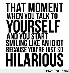 Funny b/c it's true.