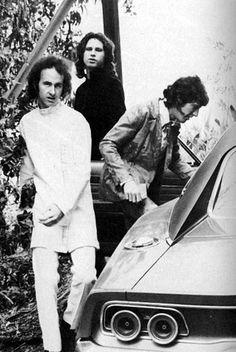 Robby, Jim, John